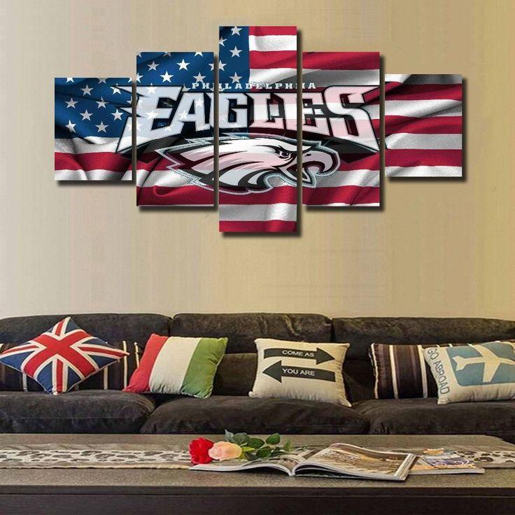 Philadelphia Eagles Logo https://www.fanprint.com/licenses/philadelphia-eagles?ref=5750