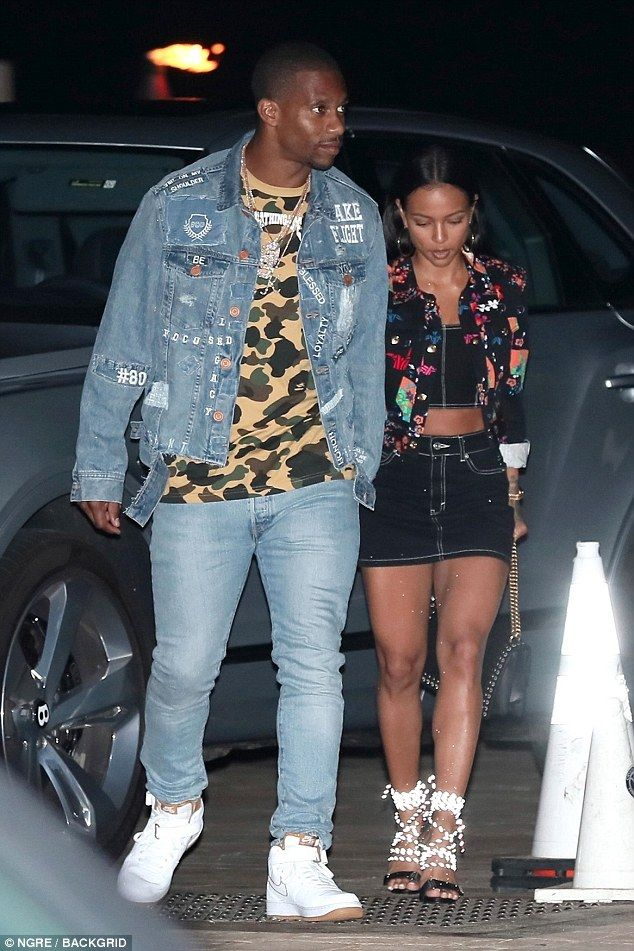 b8362ff8487 Pin by Edozie Richard on Karrueche Tran steps out with beau
