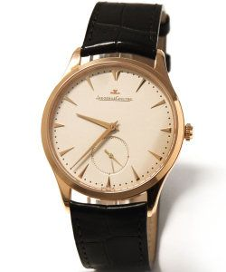 JAEGER LeCOULTRE Master Grande Ultra Thin Red Gold