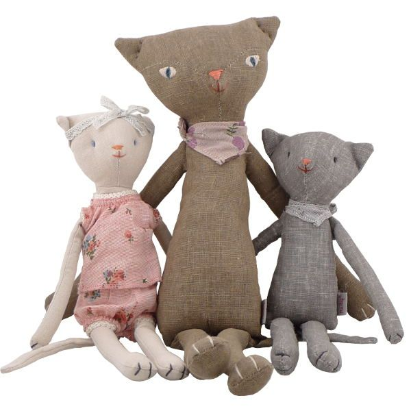 My Sweet Muffin - Maileg Kitty Cats, Girl