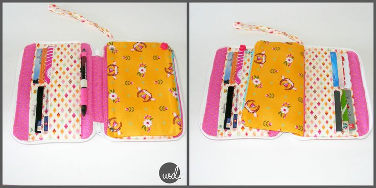 Hack of Sew Sweetness Creative Maker Supply Case to a wallet