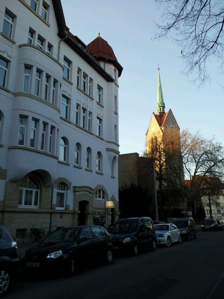 HANNOVER List * Lister Matthäus Kirche