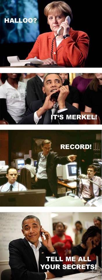 #Merkel und #NSA ... :-)