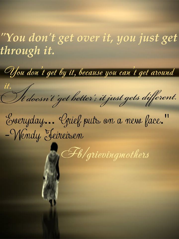 Inspirational Quotes Bereaved Parents - Wise Words r