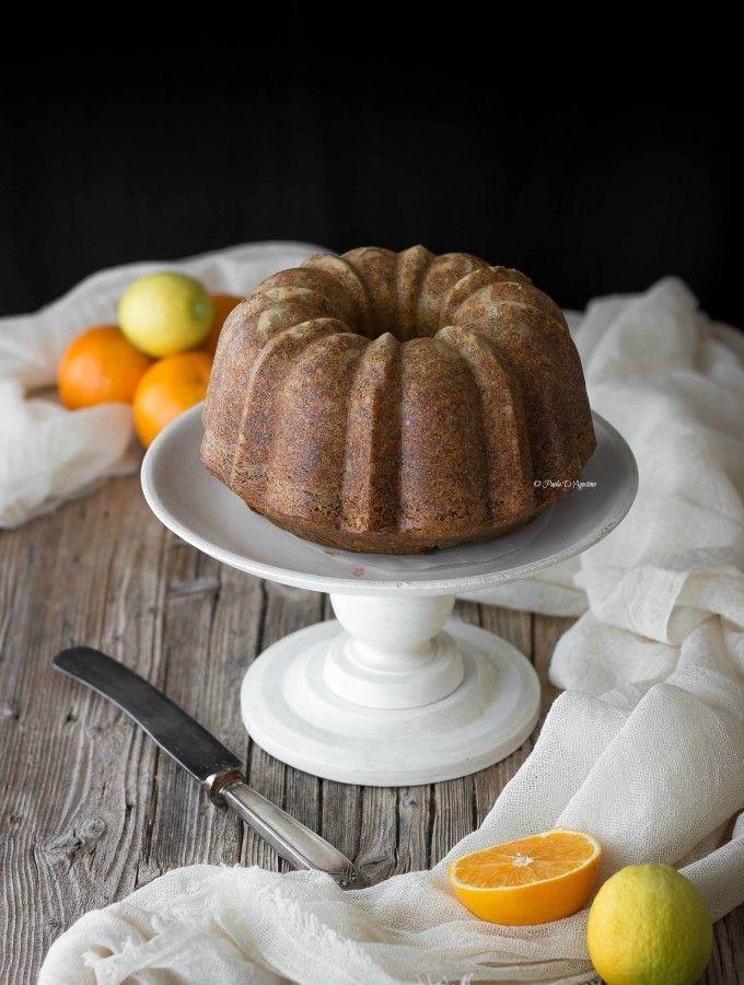 Poppy seed citrus cake http://www.labottegadelledolcitradizioni.it/2016/02/poppy-seed-citrus-cake.html