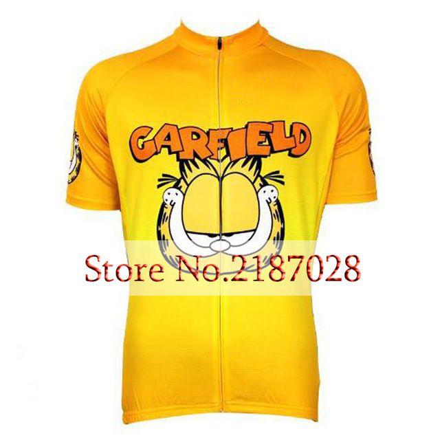 Los nuevos hombres del verano camisetas de ciclismo corto amarillo bicicleta clothing evolution desgaste de la bicicleta ropa ciclismo maillot 100% poliéster breathab