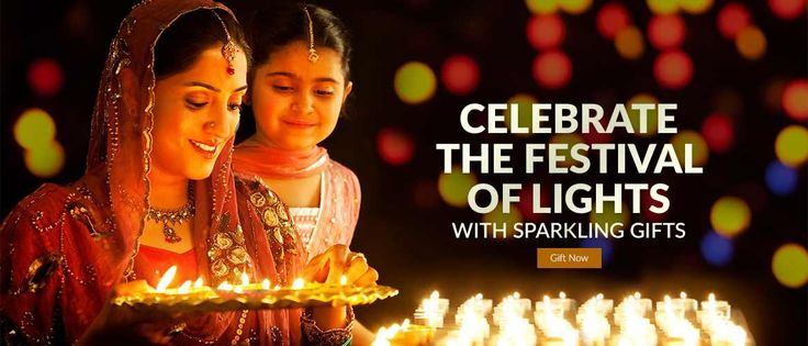 Sparkling Gifts for Diwali