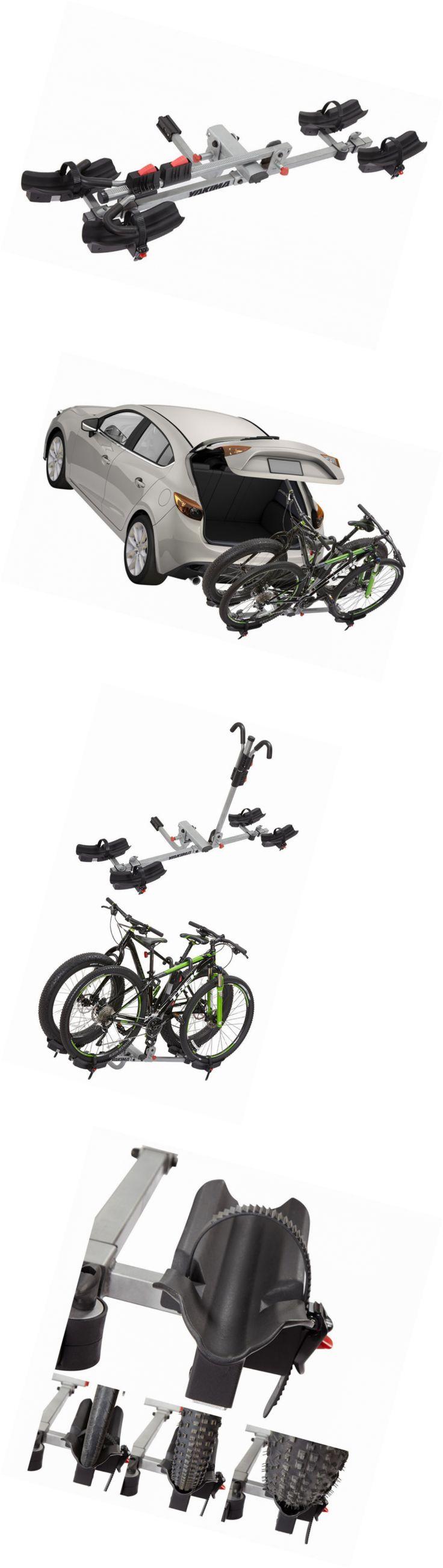 Car and Truck Racks 177849: Yakima Twotimer Hitch Bike Rack -> BUY IT NOW ONLY: $277.18 on eBay!