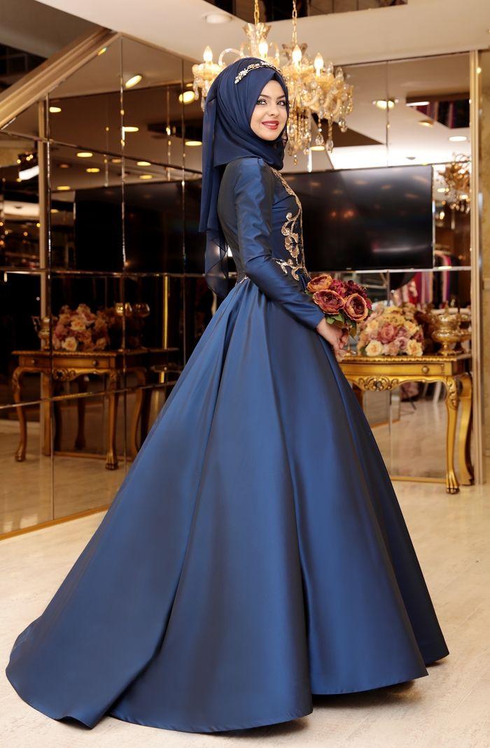 b349798d53e72 Pınar Şems Tuana Tesettür Abiye Modelleri | Tesettür in 2019 | Giyim ...