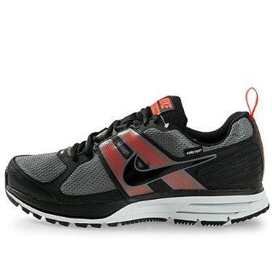 Nike Air Pegasus 29 Gore Tex Waterproof Trail Running Shoes 9 Grey