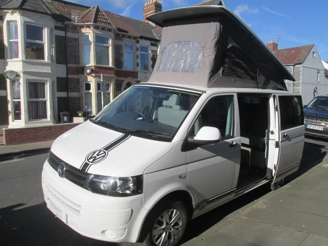 EBay VW T5 T28 PROFESSIONAL POP TOP CAMPERVAN CONVERSION FOR SALE Vwcamper Vwbus