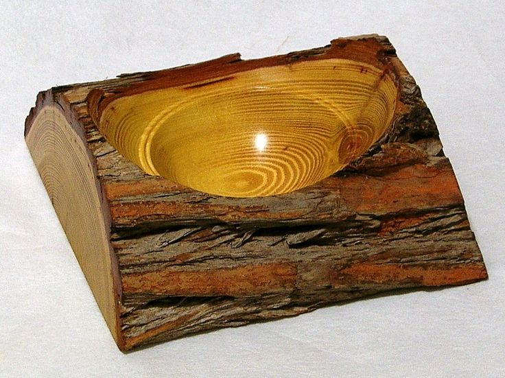 Osage Orange Natural Bowl - by jbrinkman @ LumberJocks.com ~ woodworking community