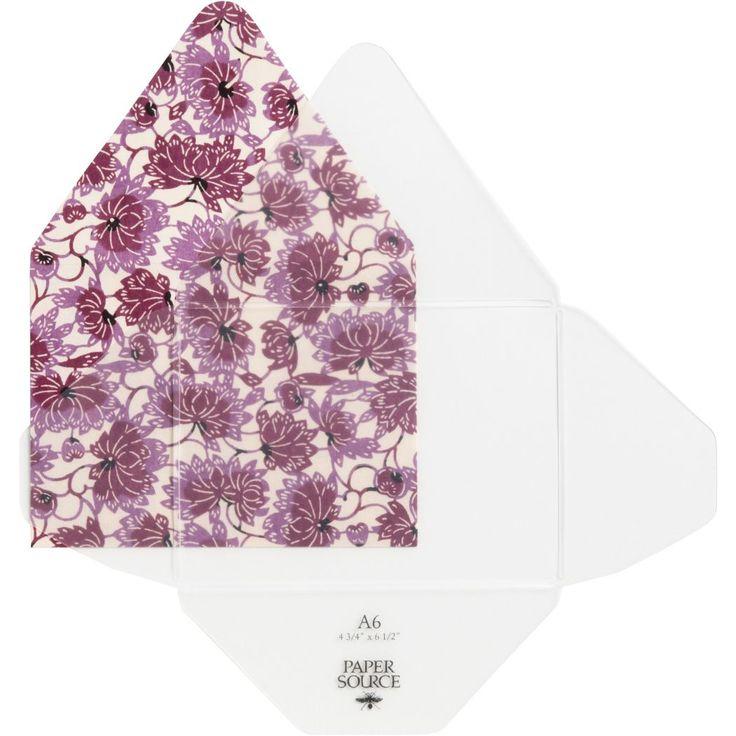 Envelope Template Kit - Paper Source