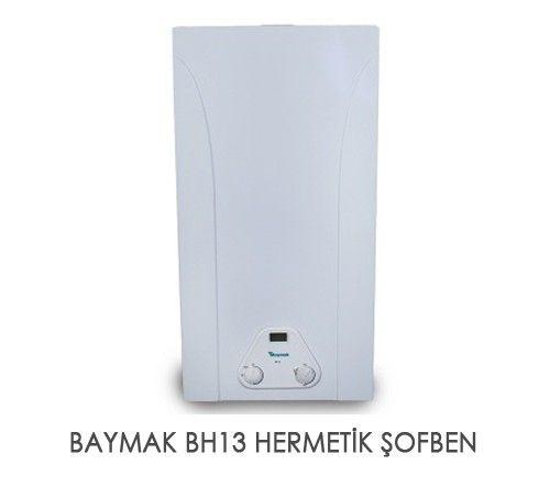 Baymak Şofben BH13