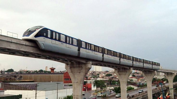 Bombardier's worldwide presence: Did you know that Sao Paulo's INNOVIA Monorail 300 system is manufactured in Brazil? Our state-of-the-art manufacturing facility located in Hortolândia is intended to become Bombardier's global production centre for monorails