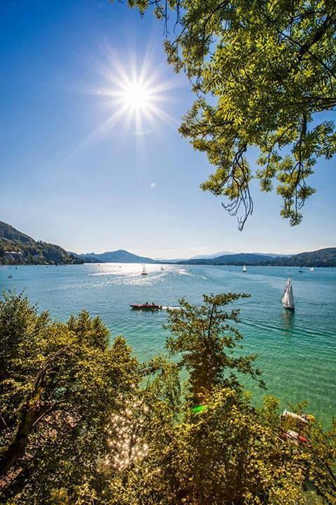 Wörthersee, Kärnten, Austria #Wörthersee #Kärnten #Austria