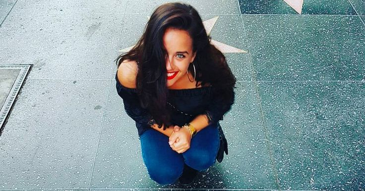 Georgia May Foote moves to Hollywood to seek television fame