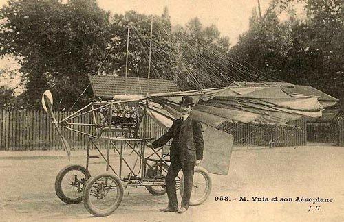 Traian Vuia - 1907