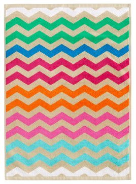 Multicoloured Hand Towel - modern - towels - H&M