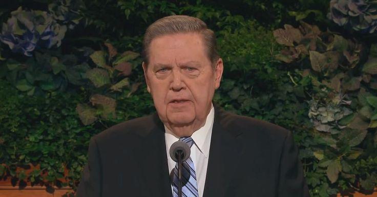 5 Amazing Elder Holland Talks You've Never Heard
