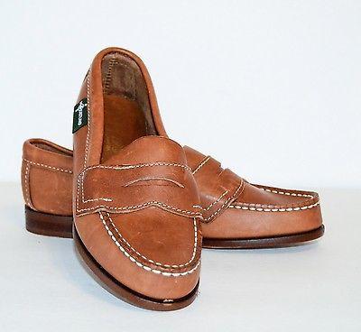 Eastland Women's Tan leather Penny Loafers 6M   Penny ...
