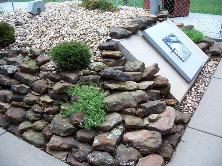 ** Improve The Appearance Of An In Ground Storm Shelter With Landscaping  @reliablestormshelters