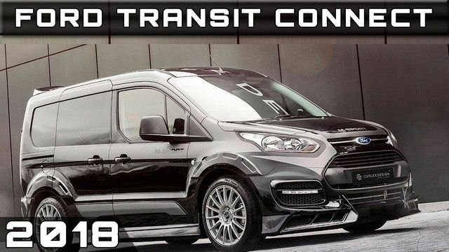 Ford Transit Connect Awd 11