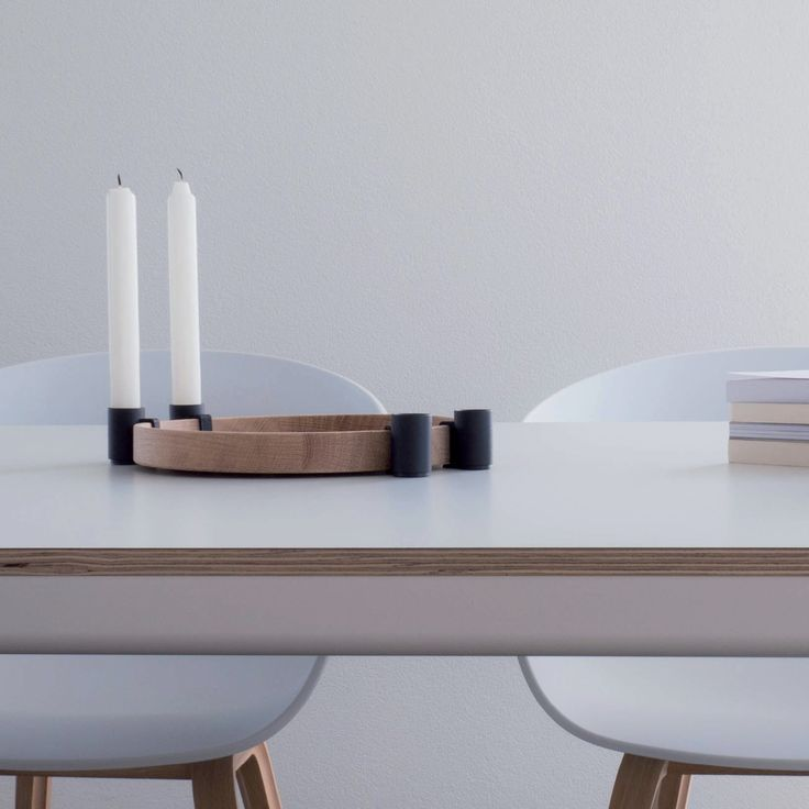 The Luna candleholder by Applicata was designed to be used year round and for you to add your own style to the candleholder. Decorate the candleholder for everyday use, or holidays or for weddings. The candleholders are able to be moved around or removed from the edge.