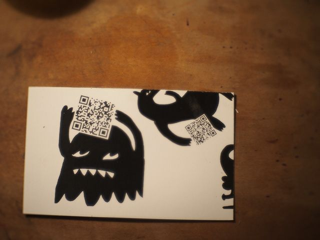 10 Ways to Use QR Codes in Business Card Design