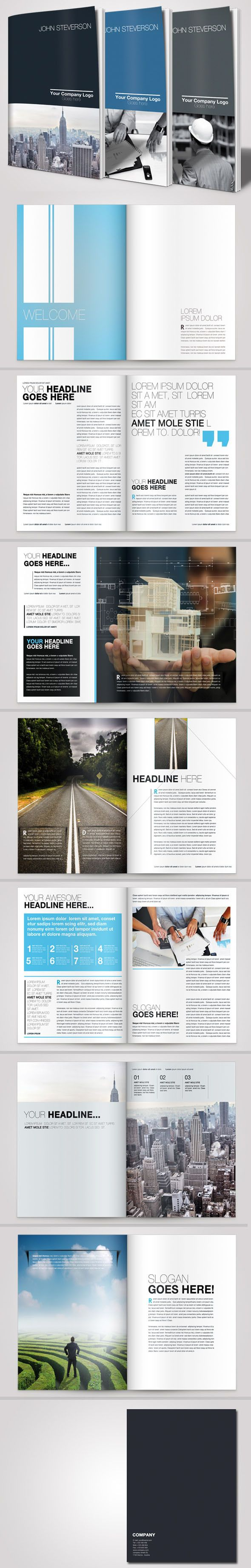 A4-Business-Brochure