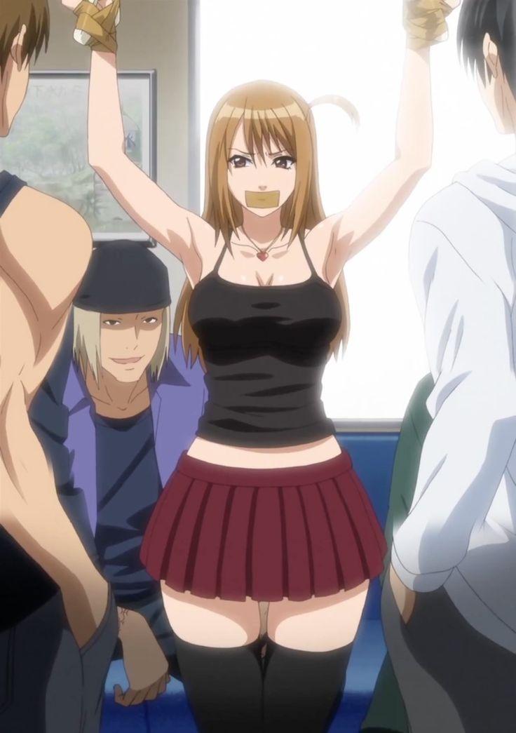 Porn clips anime bondage free picture
