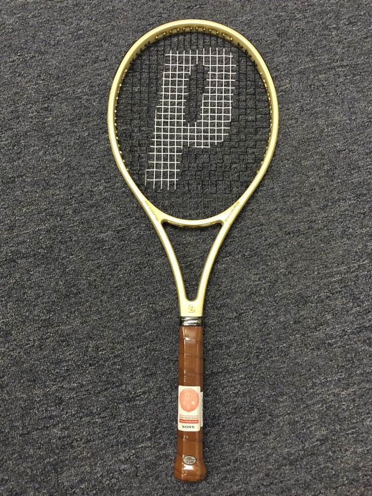 New Prince Bryan Brothers LTD Edition Tour 95 Tennis Racquet Strung Sz 4 3/8 #Prince