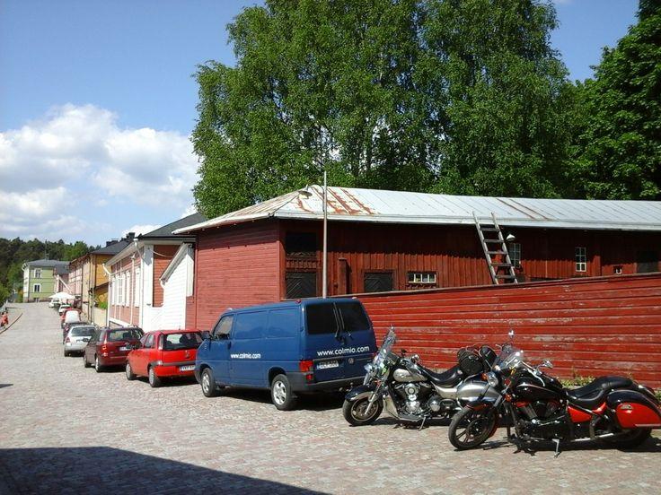Porvoo / Borgo / Finland. Also Kawasaki VN1700 &VN900 Custom.