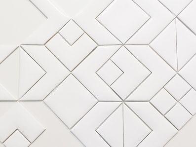 """Ryijy"" handmade tiles by Laura Itkonen"