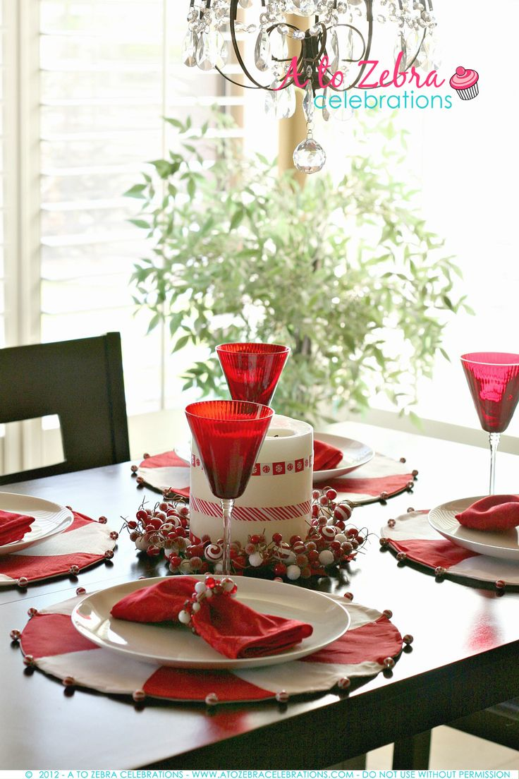 112 Best Images About Holiday Dining Decor Inspired