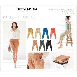 T Tree Colourful Pants LFBTM_041_374