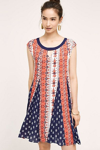 Canadice Swing Dress #anthropologie