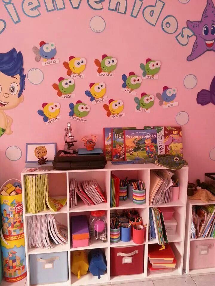 Salones de clase ideas para la escuela pinterest - Ideas para salones ...