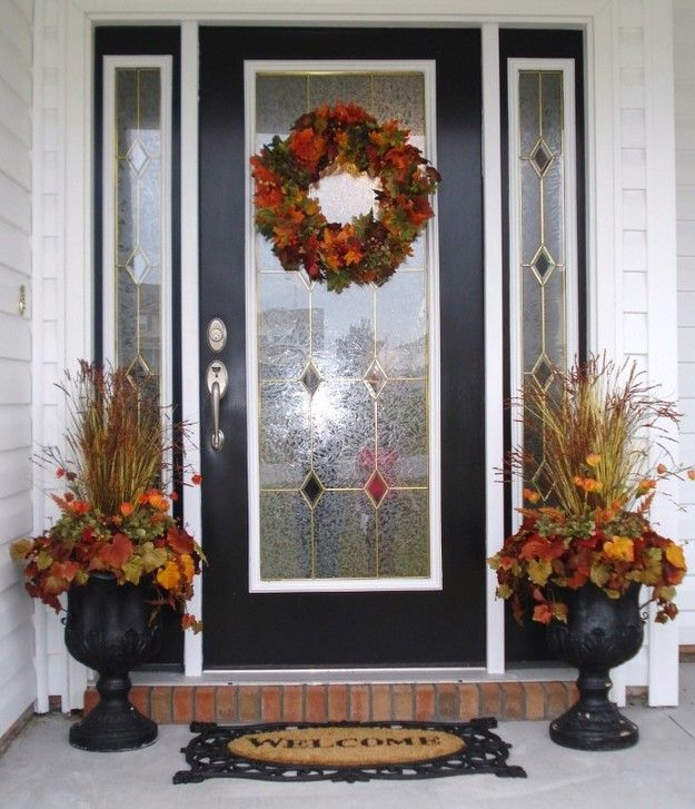 Urn Decor Inspiration 8 Best Fall Urn Inserts Images On Pinterest  Flower Arrangements Inspiration