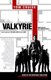 Valkyrie: Dont know why this movie didnt too well at the box office. Definitely a gem of a movie. Cruise shines as a German Nazi officer.