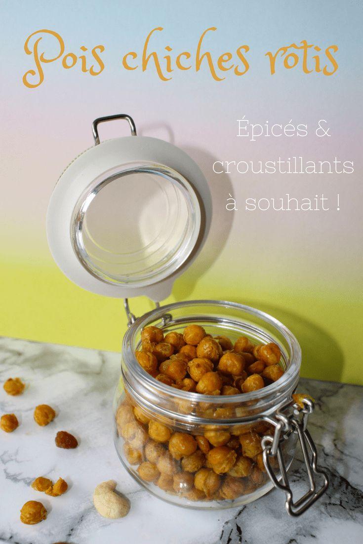 Ça vous dit une recette de pois chiches rôtis ? En plus d'être délicieux et de croustiller sous la dent, c'est 100% healthy et veggie !