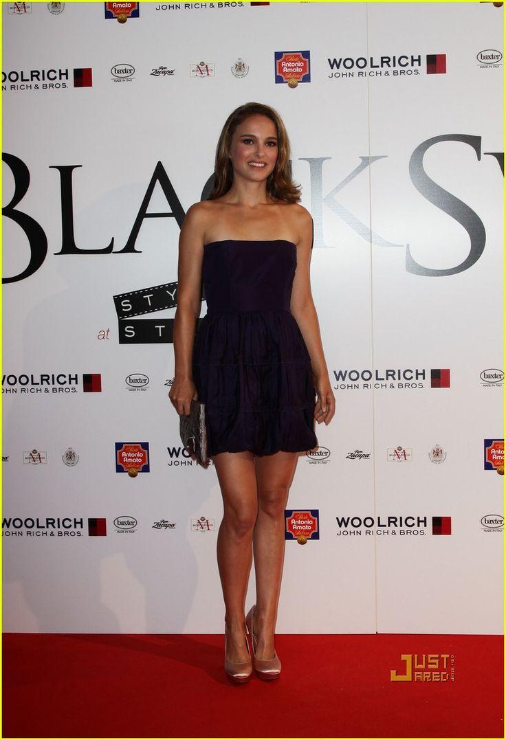 Natalie Portman: Style Star Lounge in Venice! | natalie portman star style studio venice black swan 05 - Photo