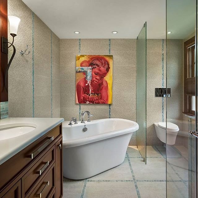 Ring In The New Year With A Relaxing White CountertopsBathroom Interior DesignPure