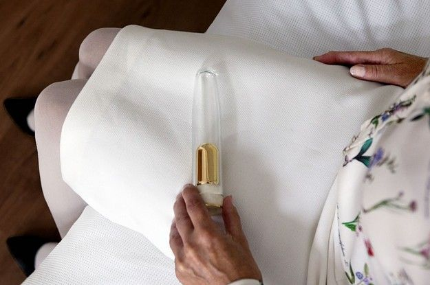 A Memory Box With A Sex Toy That Stores A Deceased Lover's Ashes Is Now For Sale