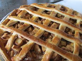 The TK Good Life: Make ahead pudding : Apple Pie