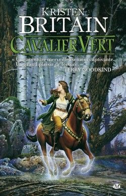 Couverture de Cavalier vert, Tome 1
