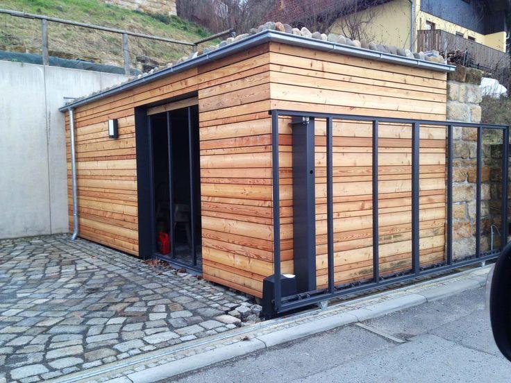 Design Metall Gerätehaus Geräteschuppen Gartenhaus aus