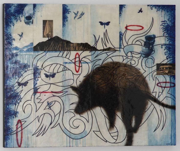 David Pearce-'Placebo'-Bath Street Gallery