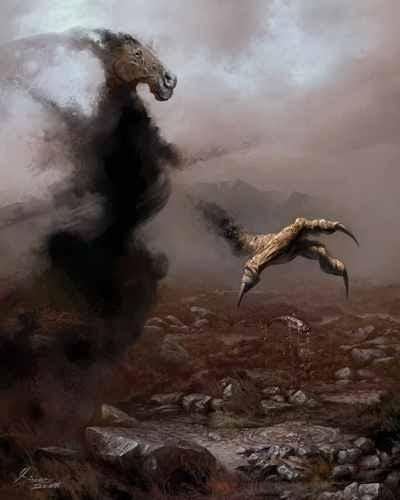 83 best Book Creatures (Evil) images on Pinterest  83 best Book Cr...