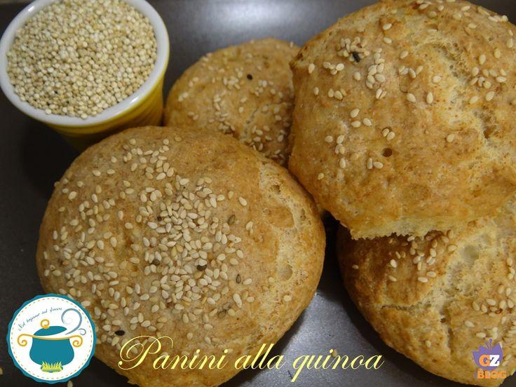 Panini alla quinoa - ricetta del pane senza glutine - |